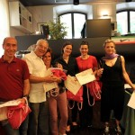 Vincenzo Gianni, Lucia Petrarota, Valeria Frazzini, Liliana Maiorano