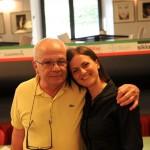 Valeria Frazzini e Arturo Perillo, Segreteria Iscrizioni
