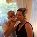 Luciano e Laura Duchi brindano ai successi della Romaostia 2011