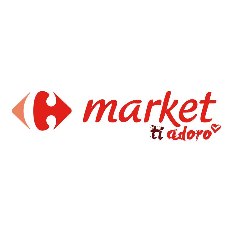 Carrefour - Market ti adoro